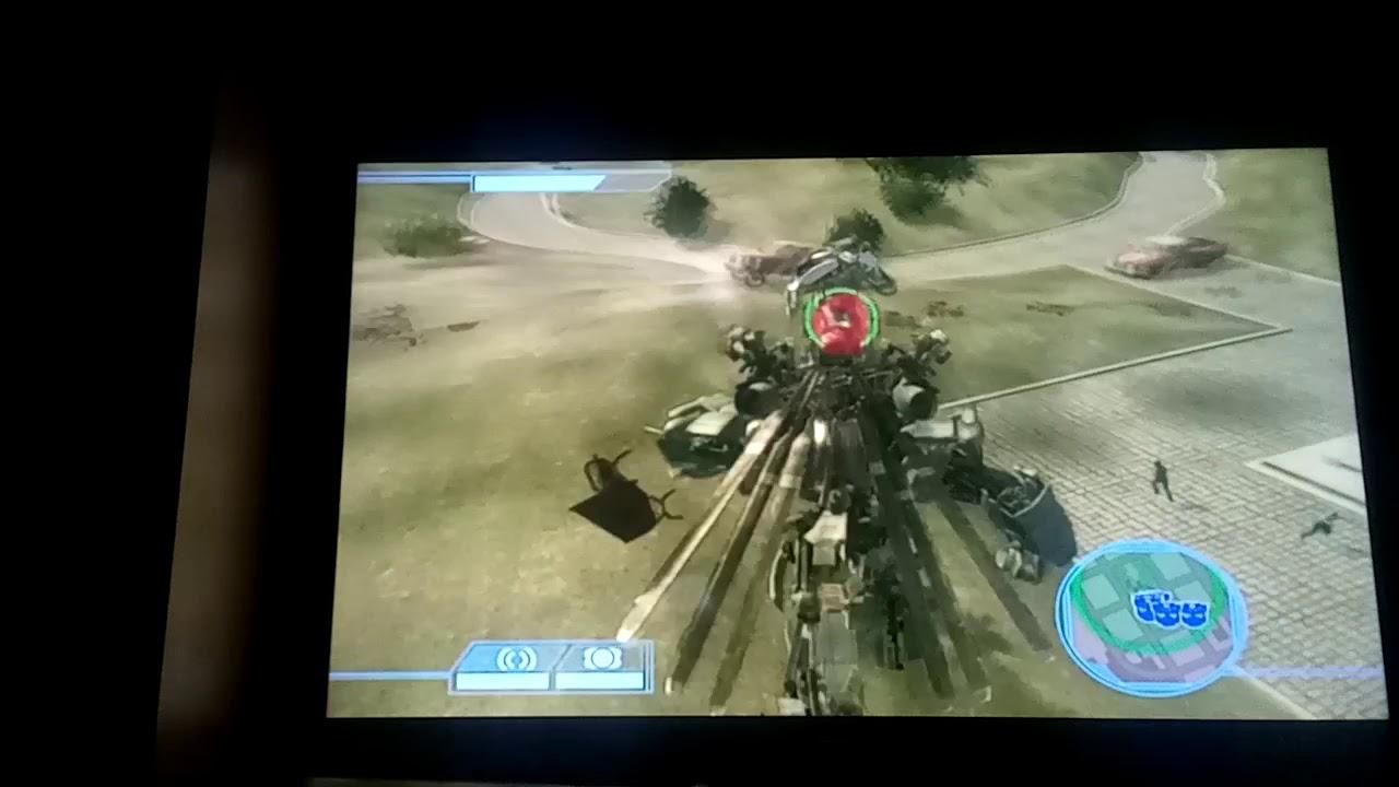 Transformers 1 Le Jeu PS3 Partie 9 - YouTube