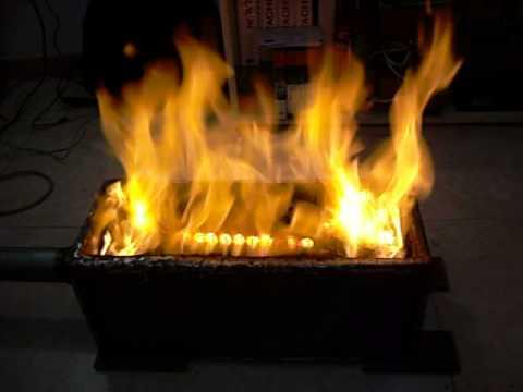 Bruciatore a olio esausto doovi for Bruciatore a pirolisi