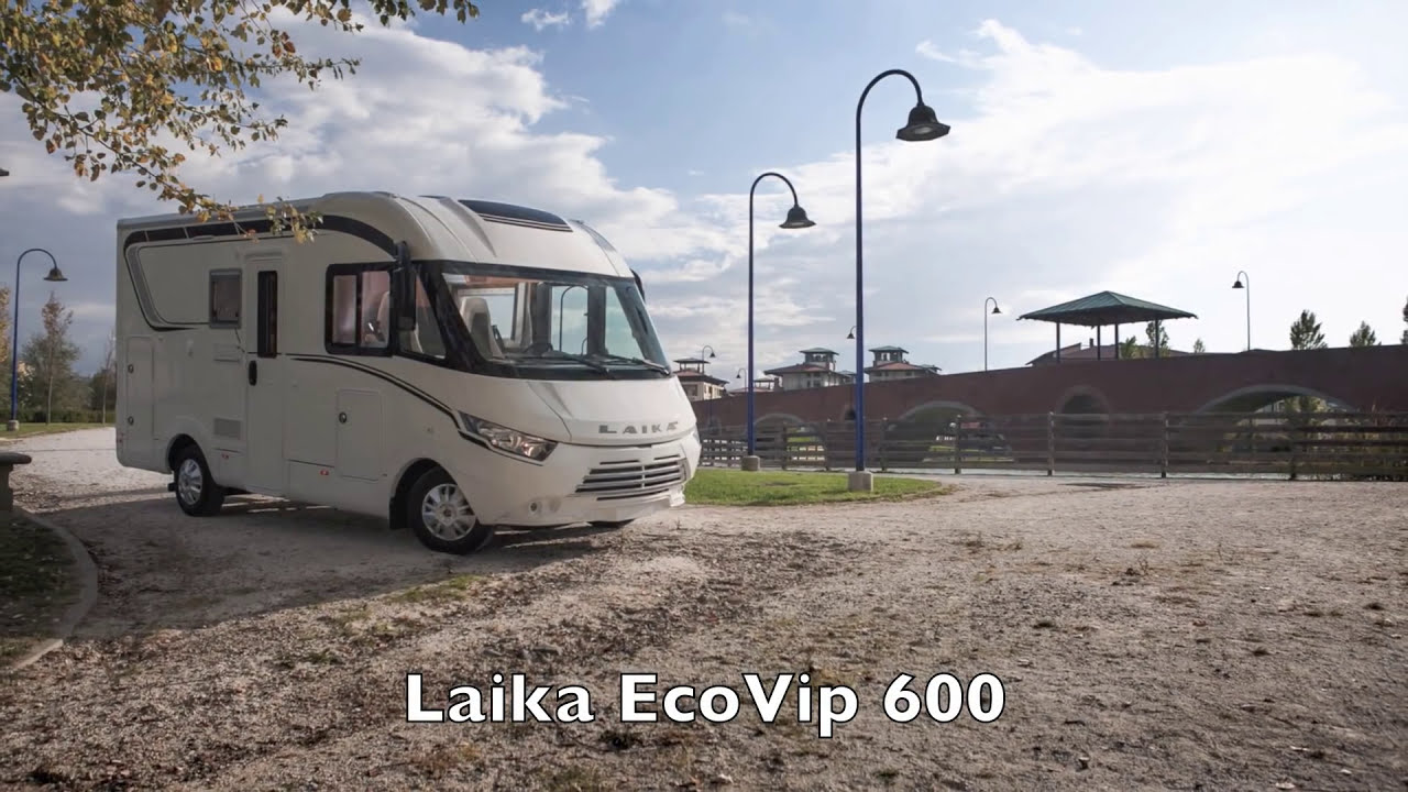 laika ecovip 600 the first official pictures youtube