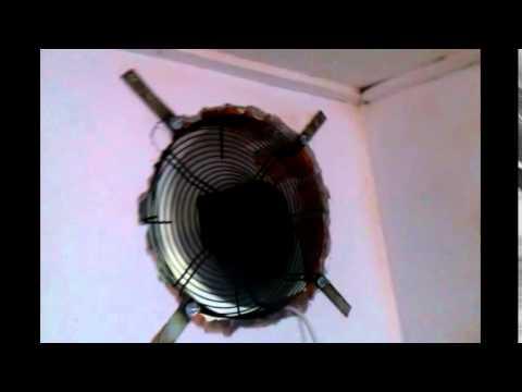Poważnie Unboxing - wentylator wyciągowy Ferono FSS 300 i montaż - YouTube ZX67