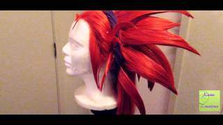 Wig Commission: Washu from Tenchi Muyo (Available for preorder!) Thumbnail