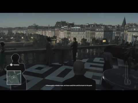 Hitman Elusive Target - The Black Hat