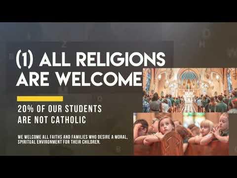 #1 of 7 Reasons to choose Roanoke Catholic School