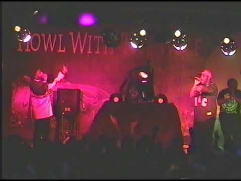 Rob Base and DJ EZ Rock - Club Limelight, Melbourne, FL 08-30-1997