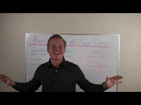 Best Areas of San Diego