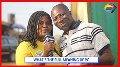What's the Full Meaning of PC? | Street Quiz | Funny Videos | Funny African Videos | African Comedy