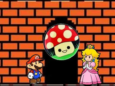 Mario Family Guy A paper mario family g...