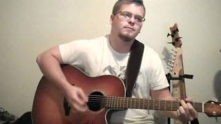 How to play Trading My Sorrows on acoustic guitar