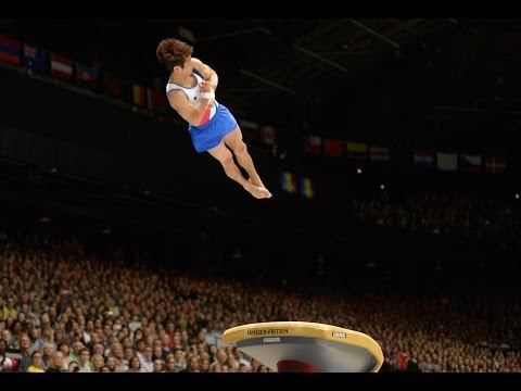 2013 Artistic Gymnastics World Championships - Men's VT, PB