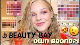 beauty bay eyeshadow palette