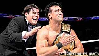 "2011/2013: Alberto Del Rio 1st WWE Theme Song - ""Realeza"" {HQ + Download Link}"