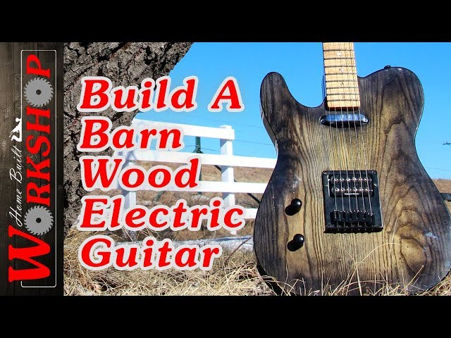 how to make an electric guitar (with pictures) wikihow