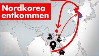 Wie man aus Nordkorea entkommt