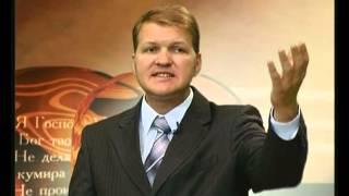 Виктор Алексеенко - десять заповедей 03  Не произноси имени Господа, Бога твоего, напрасно(Смотрите программы из цикла