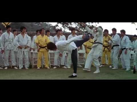 Bruce Lee vs Robert Wall