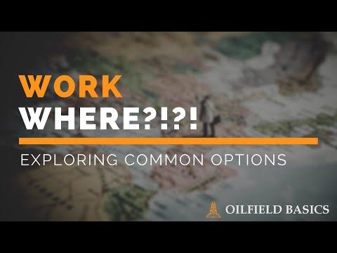 Where Do Petroleum Engineers Work?