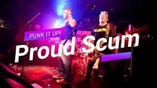 Punk It Up! at The Kings Arms, Auckland on 17 February 2018