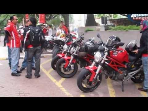 ADW 2012: Ducati Club Malaysia Kuala Lumpur