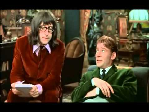 What's New Pussycat  School  Peter O'Toole