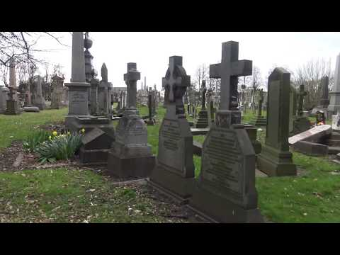 Toxteth Park Cemetery March 26 2016