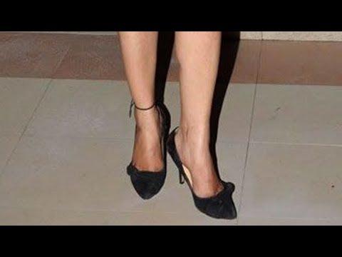 Why Young Girls Wear Black Thread On Left Leg ???