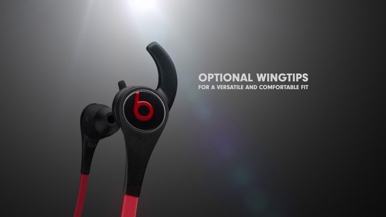 fb24219c899 Beats TOUR 2 Active In-Ear Headphones - YouTube