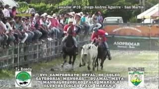 Coleo Guamal Diego Aguirre 18 - Dic - 2011