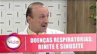 Baixar Doenças respiratórias: Rinite e Sinusite - Vida Melhor - 06/07/18