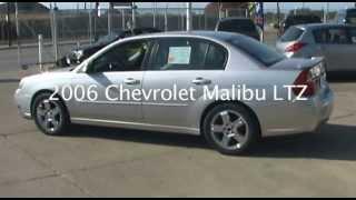 2006 Chevrolet Malibu LTZ