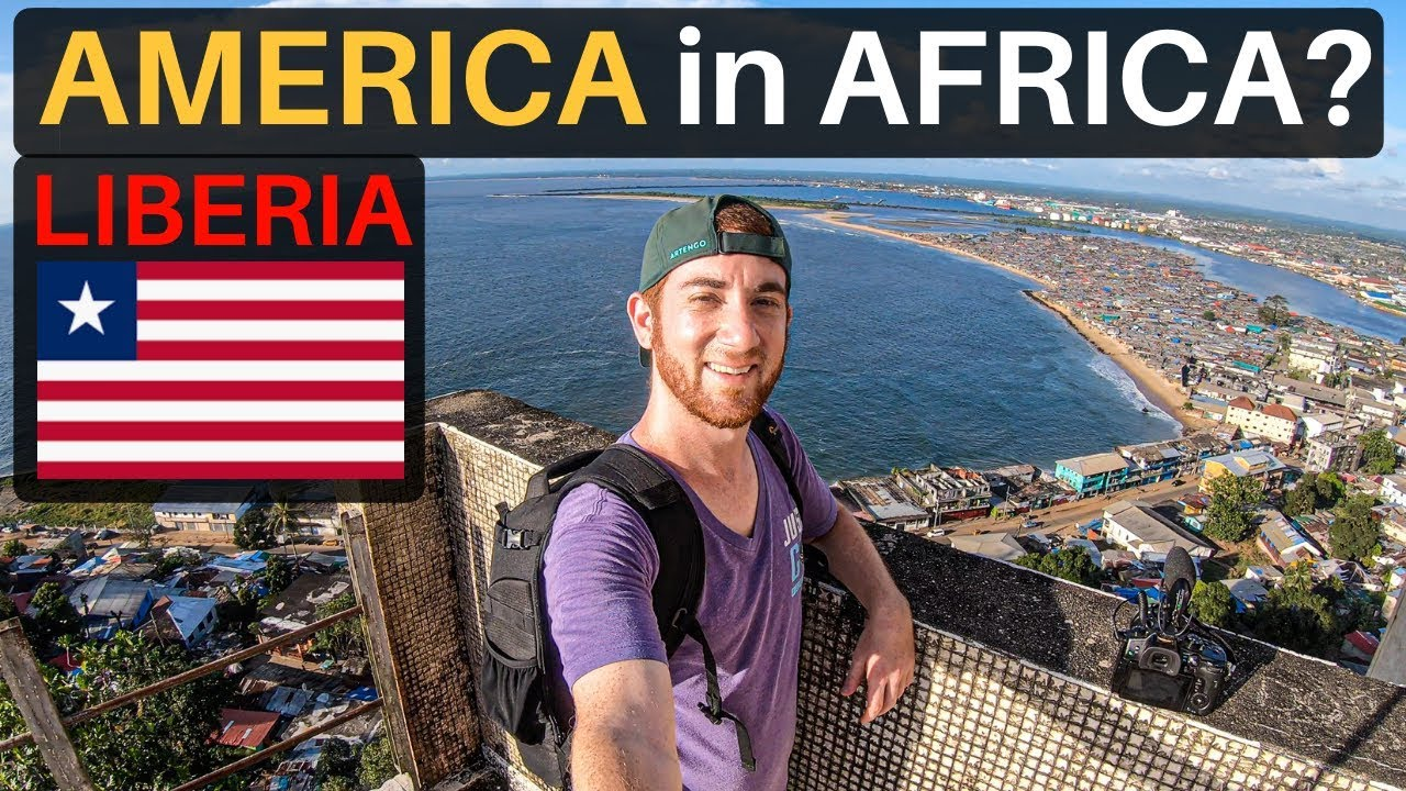 Download America in Africa? (Welcome to LIBERIA)