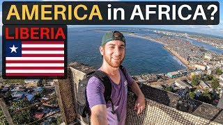 America in Africa? (Welcome to LIBERIA)