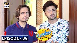 Jalebi Episode 36 - 21st September 2019 - ARY Digital Drama