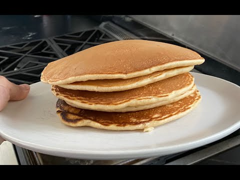 how-to-make-fluffy-pancakes-video