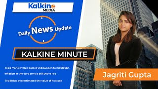 Kalkine Minute London Stock Exchange | 23rd Jan