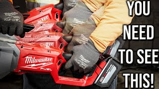 NEW Milwaukee PLUMBING TOOLS That YOU CAN'T LIVE WITHOUT!