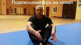 Илья Ильин - распределении нагрузки в восстановительном периоде