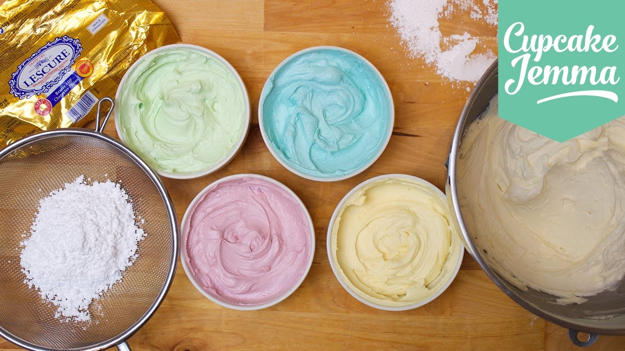 3 Experts Show How To Make Best Butter Icing You Decide