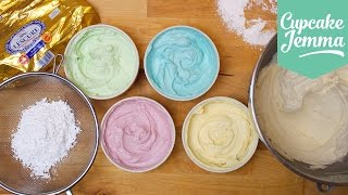 Best Ever Buttercream Frosting