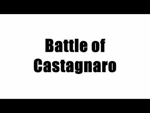 Battle of Castagnaro