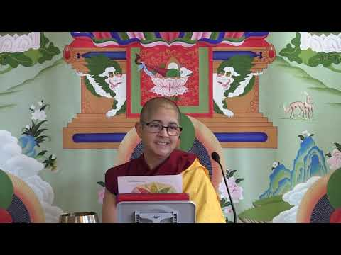 32 Approaching the Buddhist Path: Review of Attachment 03-29-19