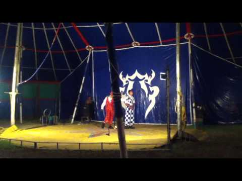 circo roley colombia parte 1 circus roley