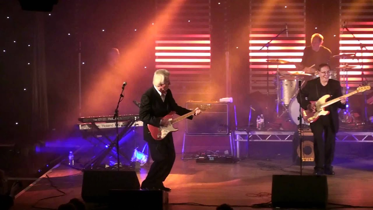 Bruce Welch: 22_The Savage. Bruce Welch's Shadows