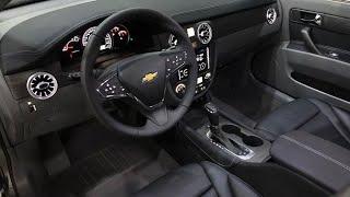 Шикарный Проект Chevrolet Lacetti он же Ravon Gentra от Студии TuningHouse