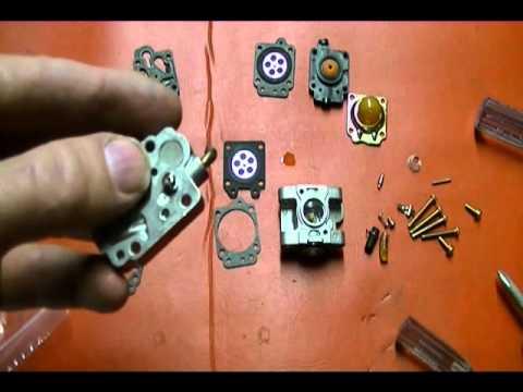 briggs and stratton carburetor rebuild kit instructions