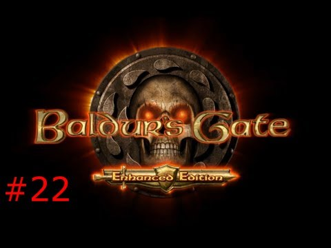 Lets Play Baldurs Gate Enhanced Edition Episode 22 Taking On