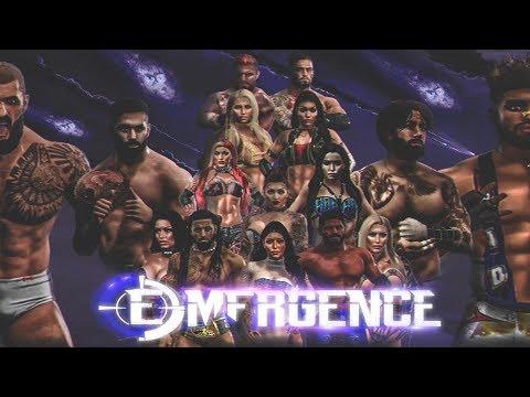 Cherish The Opportunity - Emergence    WWE 2K Games (Full PPV)