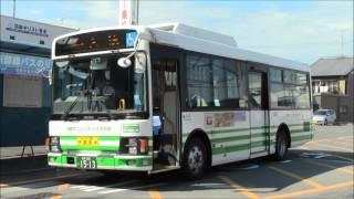 【バス走行音】羽島市コミュニティバス 羽島市役所前駅→大須 SDG-LR290J1
