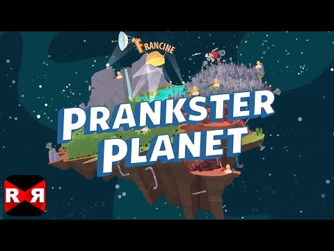 The Electric Company Prankster Planet - The Game (By PBS KIDS) - iOS / Android - Gameplay Video