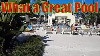 allure of the seas vlog  - Pier 66 hotel pre-cruise night