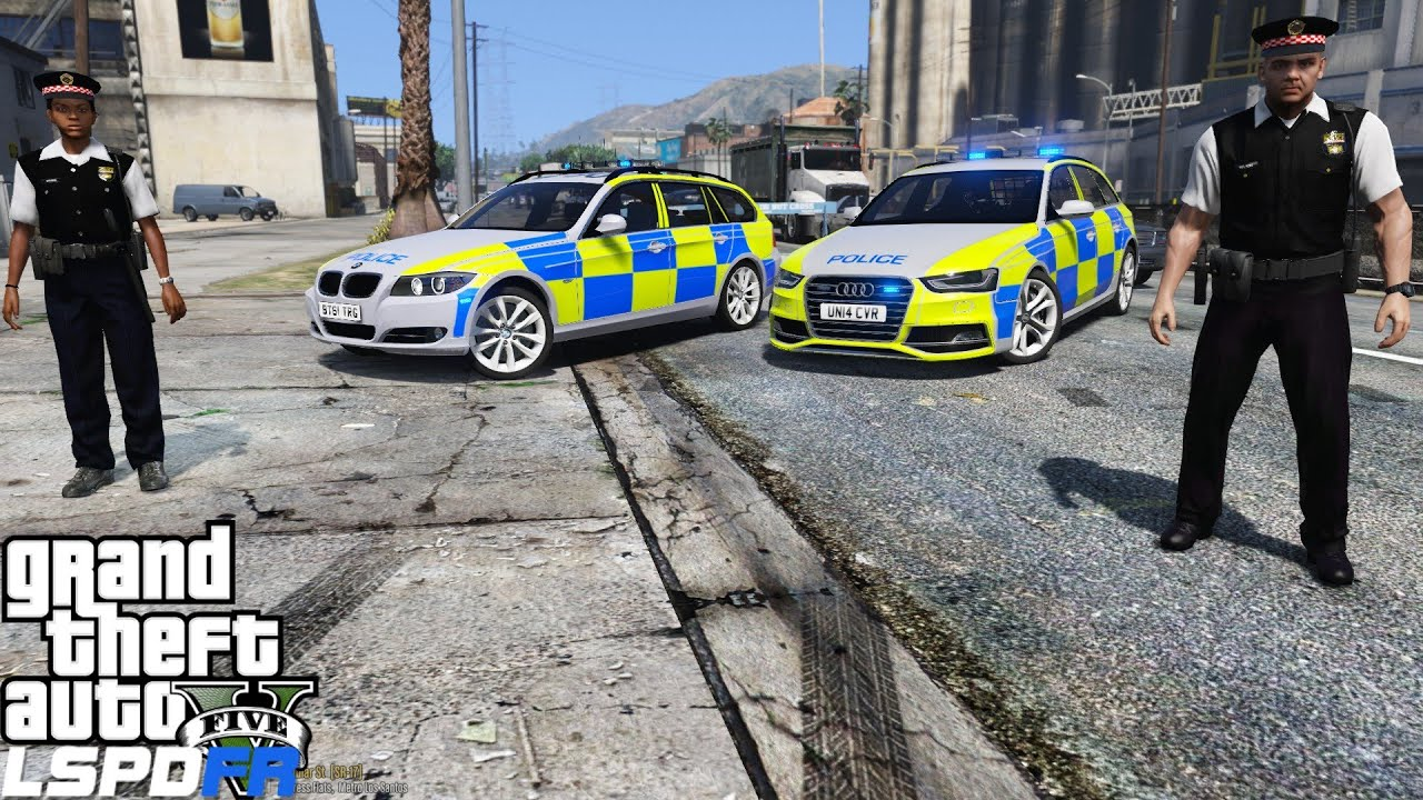 How To Be A Police Officer In Gta V El Ejercito Tambien